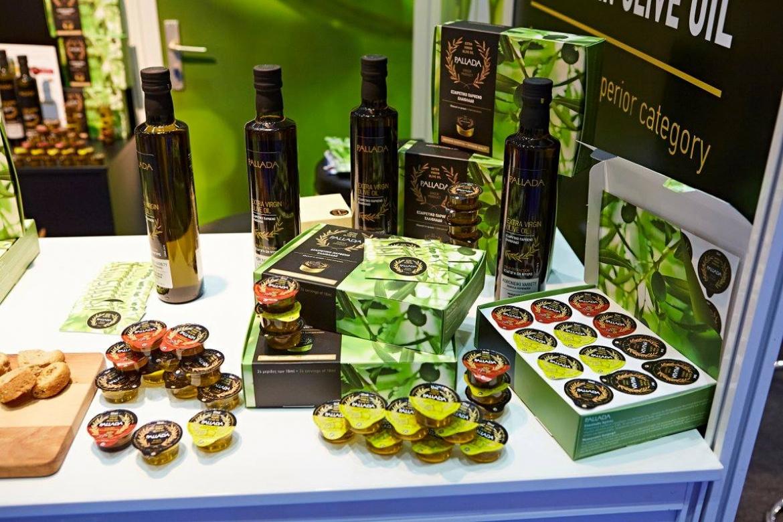 Τα προϊόντα «Pallada» στη διεθνή έκθεση World Travel Catering & Onboard Services Expo
